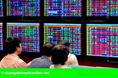 Hình 1: Cổ phiếu bất động sản kỳ vọng bùng nổ trong năm 2015