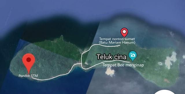Wisata ke Pulau Lemukutan Singakwang Kalimantan Barat