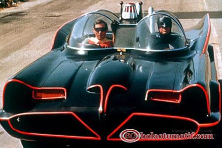 Kumpulan Mobil Dan Motor Batman Dari Masa Ke Masa Bolaotomotif