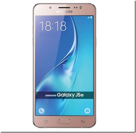Samsung Galaxy J5 2016 Pink Gold