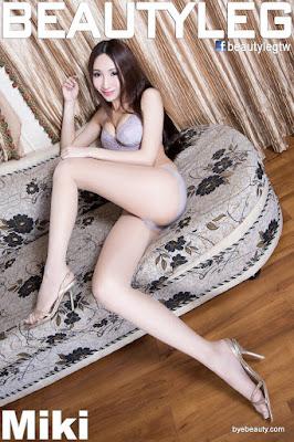 [Beautyleg]2015-03-27 No.1113 Miki
