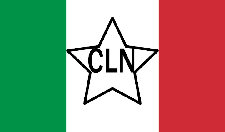 bandiera CLN