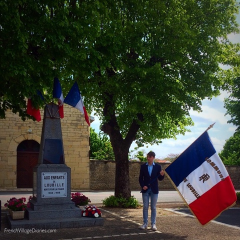 French Village Diaries Victory in Europe 8th May 2017 French elections