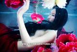 Chinese Model - Underwater Photography 2