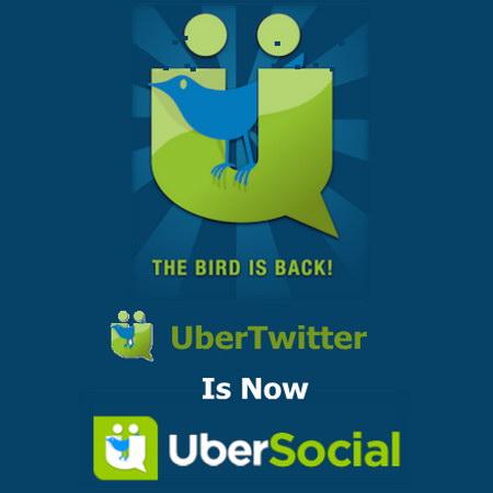 Panduan instalasi aplikasi UberSocial. Download aplikasi terbaru UberSocial.