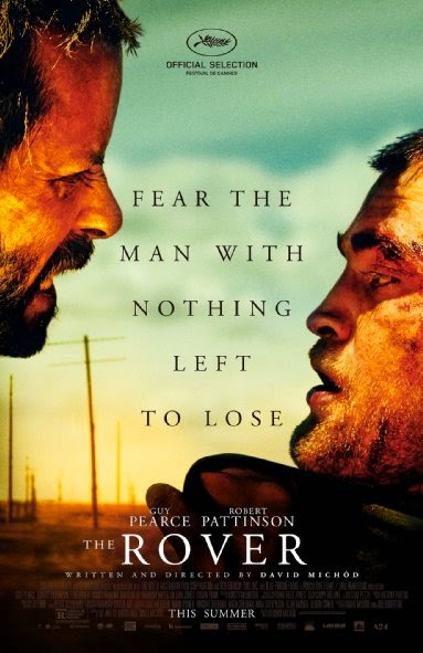 Poster Of English Movie The Rover (2014) Free Download Full New Hollywood Movie Watch Online At Alldownloads4u.Com