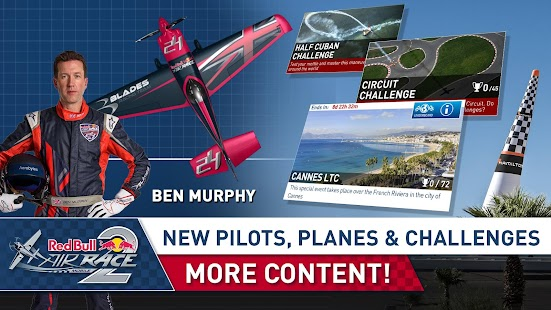 Red Bull Air Race 2 Screenshot