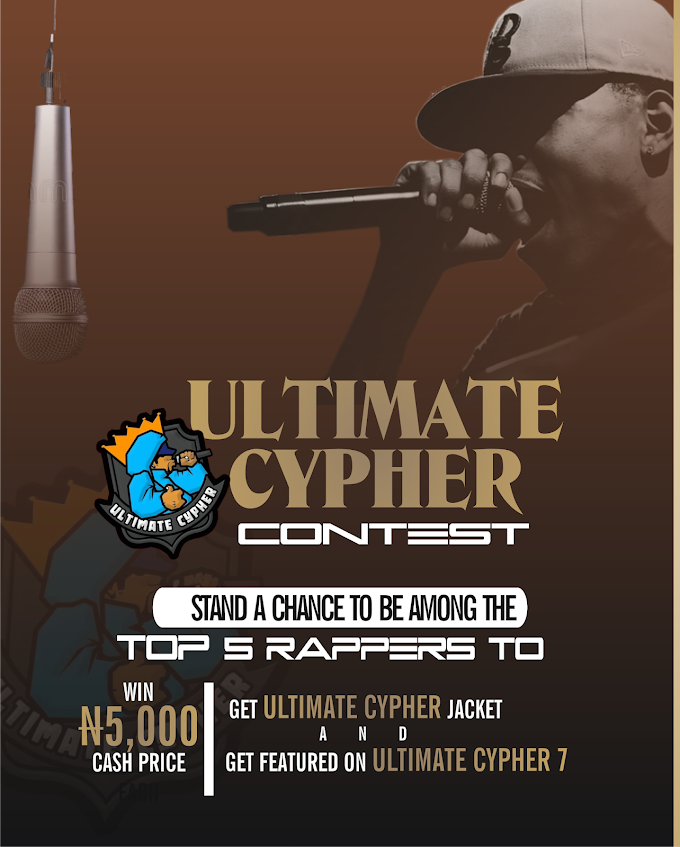 The Ultimate Cypher Contest [Instrumental]