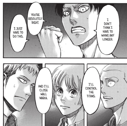 Attack on Titan Chapter 51 Image 4