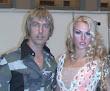 Alex Lesli And Blonde Model Girl