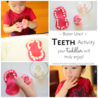 Teeth Activity for Toddlers! (29 Months Old)