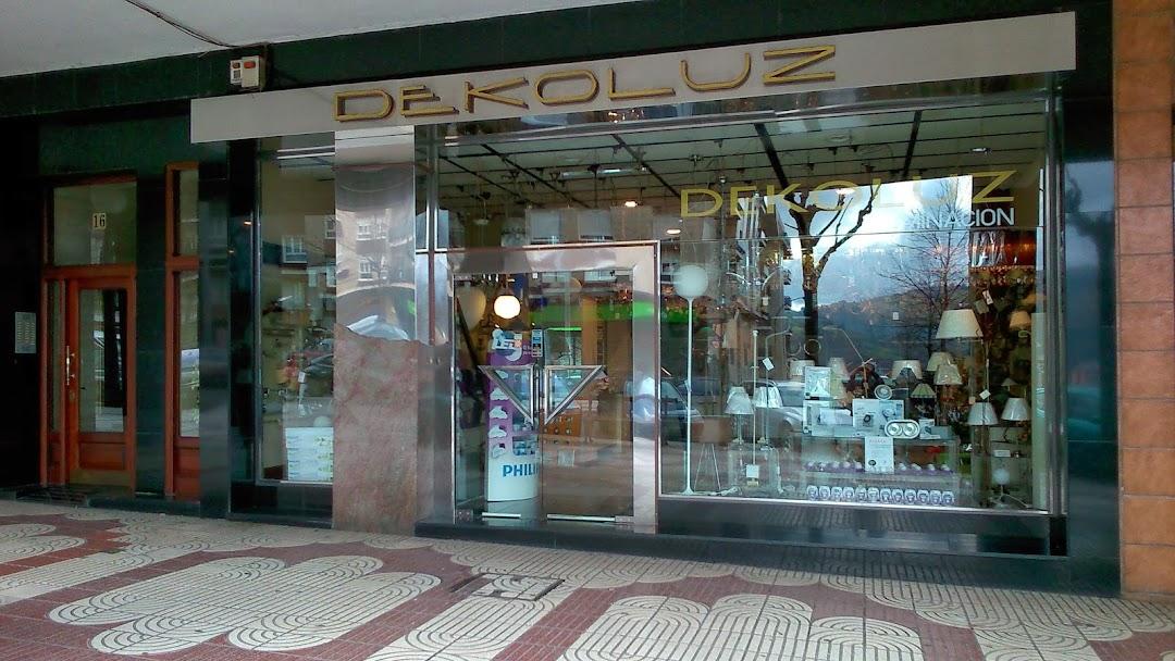 Tienda en Iluminación San Iluminación Dekoluz De Vicente n0N8wvm