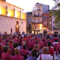 Diada dels Xiquets de Tarragona 3-10-2009 - 20091003_195_CdL_Tarragona_Diada_Xiquets.JPG