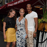 OIC - ENTSIMAGES.COM - Karis Weller, Shanie Ryan and Tony Sinclair at the  Self-Esteem Team - book launch  in London 19th August 2015Photo Mobis Photos/OIC 0203 174 1069