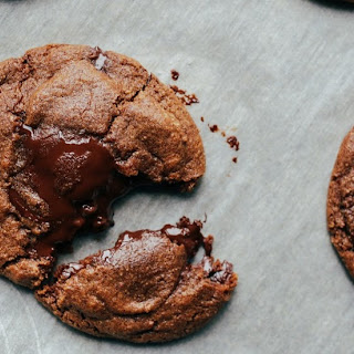 Avocado Chocolate Cookies Recipe