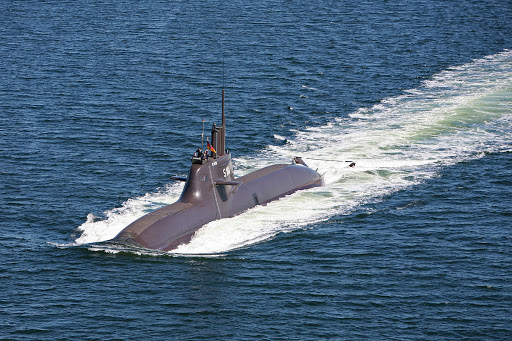 Kapal Selam Type 212