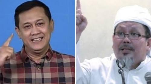 Denny Siregar ke Tengku Zulkarnain: Ente Juga Dulu Dilaporin Karena Sebar Hoaks Kotak Suara