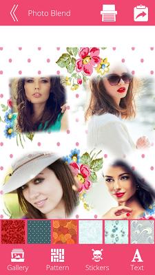 Photo Blend : Blend Collage - screenshot