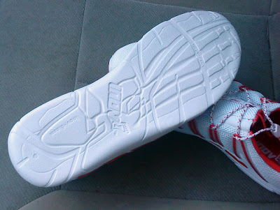 Bare-X Lite 150 outsole brand new