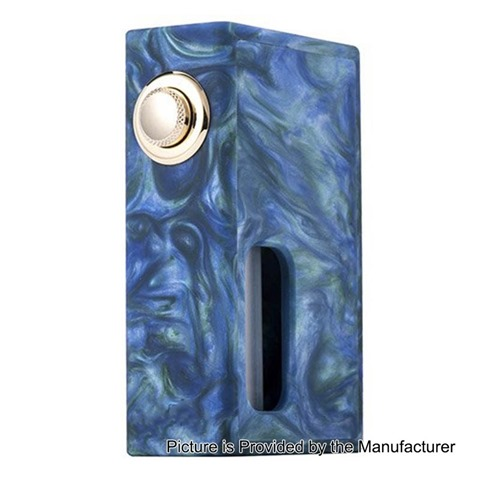 authentic-wotofo-stentorian-ram-bottom-feeder-squonk-mechanical-box-mod-blue-resin-1-x-18650-7ml-bottle
