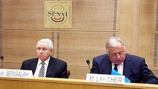 Algérie-France: la coopération économique doit dépasser l'aspect commercial (Bensalah)