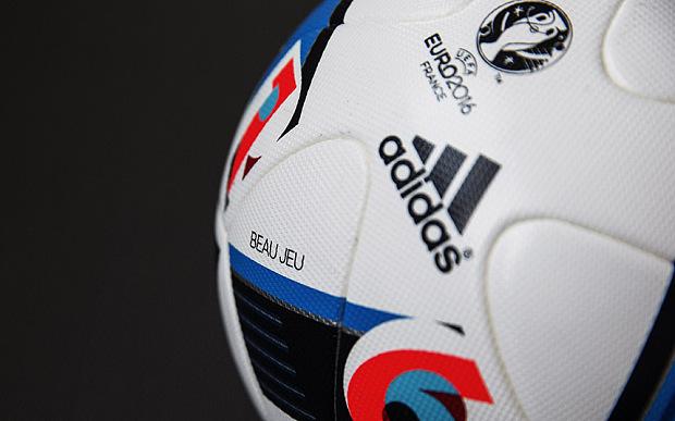 Adidas Beau Jeu: Euro 2016 France football