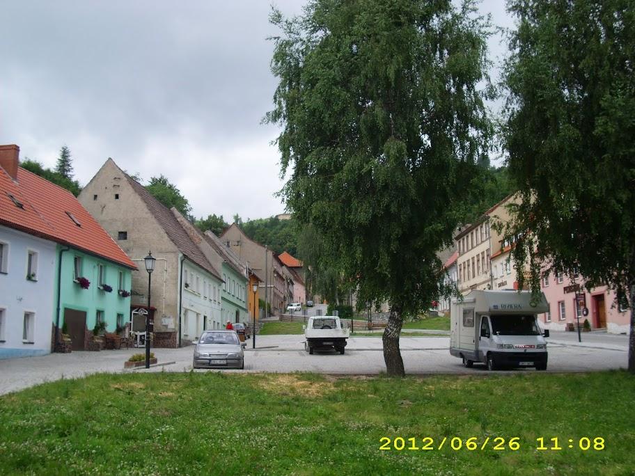 Dolny Śląsk - miasto Srebrna Góra
