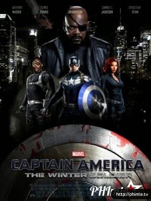Phim Captain America: Chiến Binh Mùa Đông - Captain America 2: The Winter Soldier (2014)