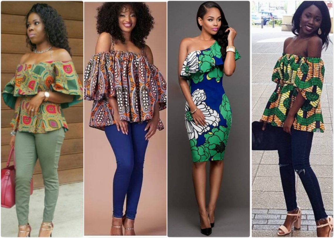 African Dresses Styles To Have A Modern Pretty Look 11