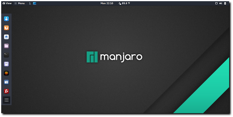 manjaro 17.0.4 download