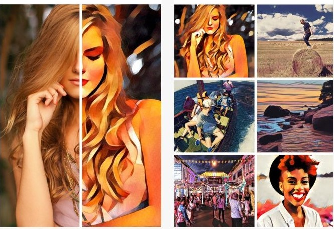 Prisma APK Application Android