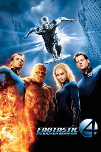 Fantastic Four 2 Rise of the Silver Surfer สี่พลังคนกายสิทธิ์ ภาค 2 กำเนิดซิลเวอร์ เซิรฟเฟอร์ HD [พากย์ไทย]