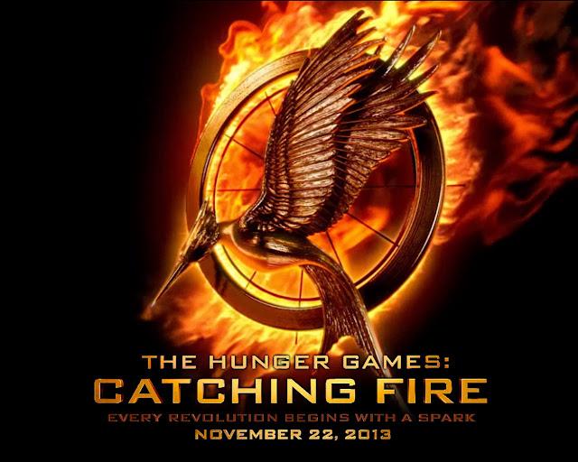 Αγώνες Πείνας: Φωτιά The Hunger Games: Catching Fire Wallpaper