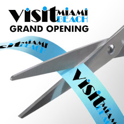 Grand Opening of Visit Miami Beach