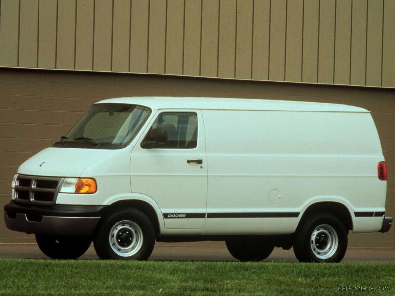 1998 Dodge Ram Van 00001 Jpg
