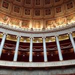 Assemblée nationale : hémicyle et galeries