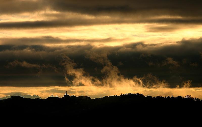 La luce tra le nuvole di Princi Felice