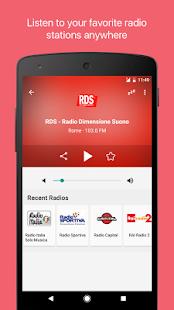 Radio Italia FM - náhled