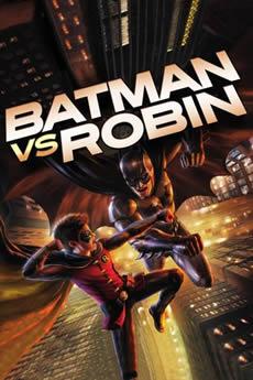 Capa Batman vs. Robin (2015) Dublado Torrent