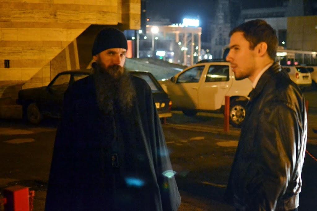 111 Avva Justin Parvu si Sfintii inchisorilor (Teatrul Luceafarul, Iasi, 2014.03.19)