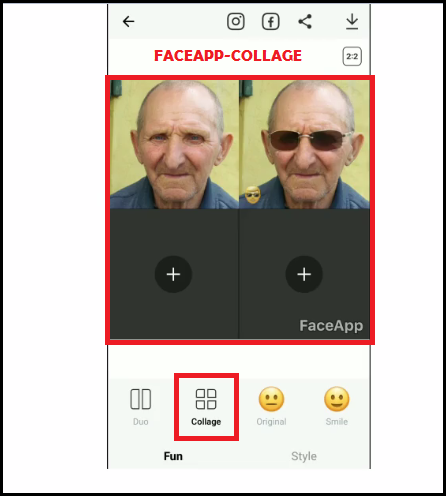 faceapp-collage