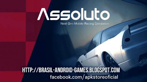Assoluto Racing APK MOD DINHEIRO INFINITO OBB
