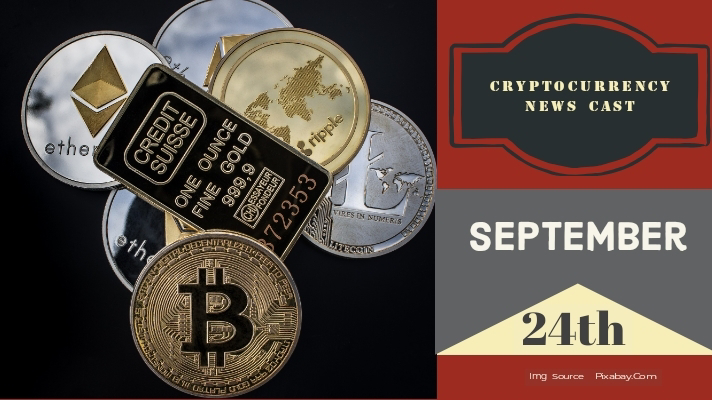 Cryptocurrency News Cast For September 24th 2020 ?