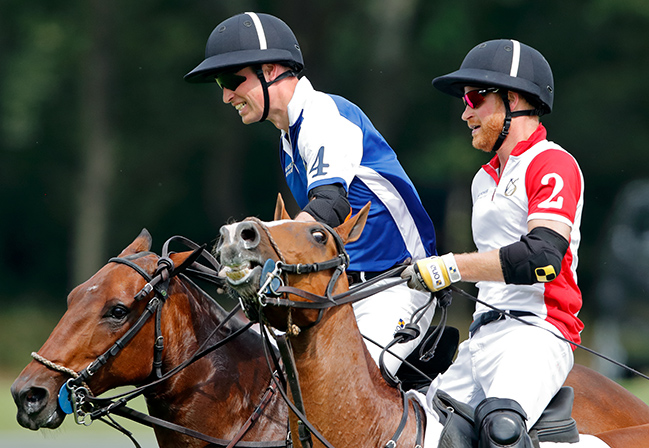 Prince William Wear Shades as he Returns to Polo Field for Important Reason