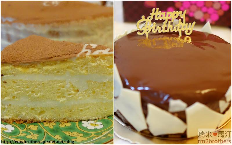 鏡面巧克力起士蛋糕