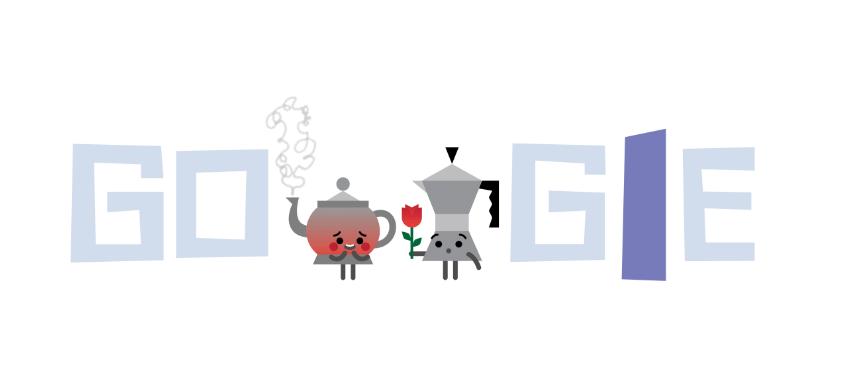 google首頁好手氣動畫圖案