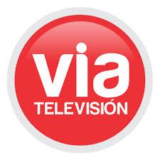 Logo Via Television Tarapoto