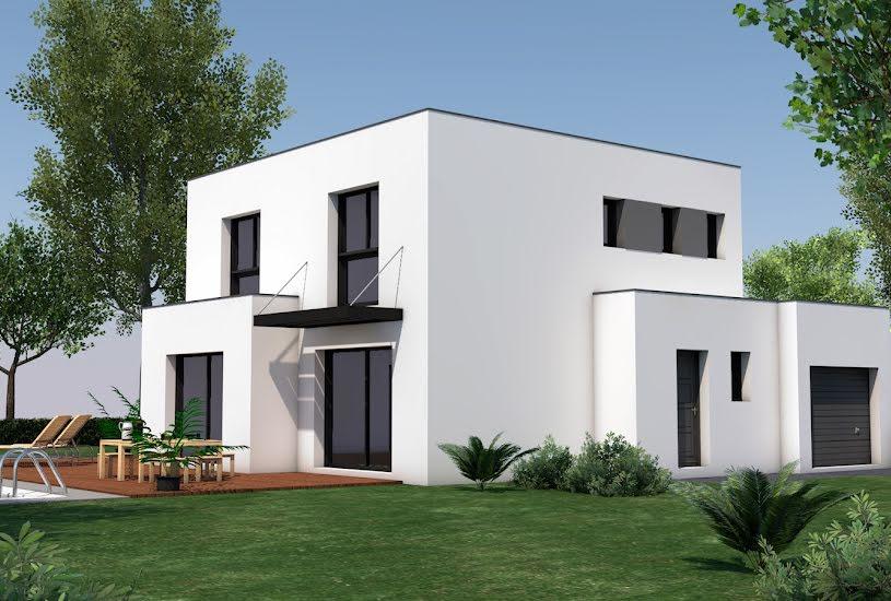 Vente Terrain + Maison - Terrain : 413m² - Maison : 143m² à Nivillac (56130)