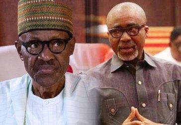 Buhari has failed Nigerians - Sen Abaribe Says