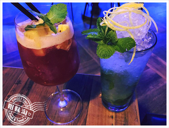the303聖基亞調酒